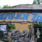 Eingang Reptilienzoo